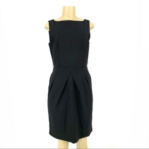 Ann Taylor Women Virgin Wool blend Career Dress